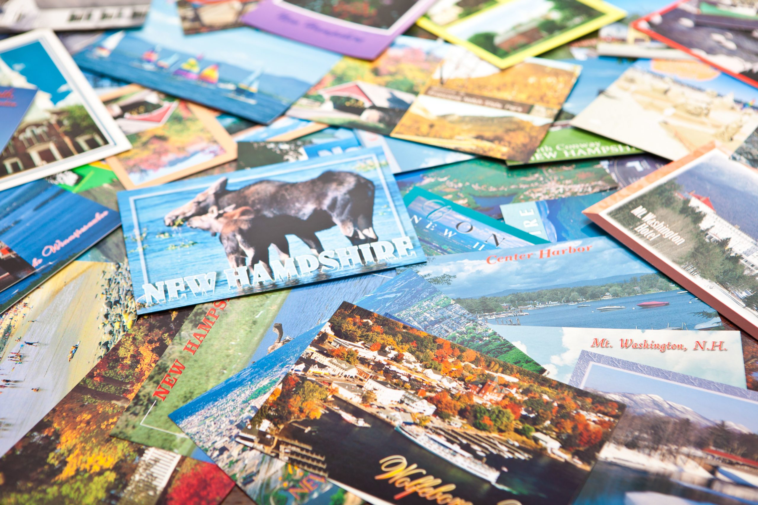 How To Set Up A Postcard Exchange