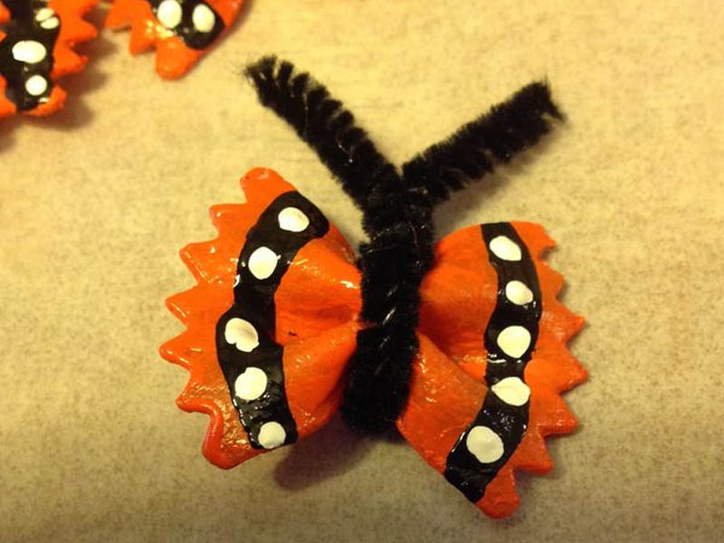 Monarch Butterfly Girl Scouts Swap