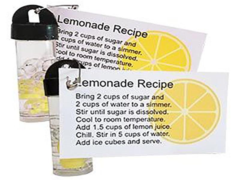 Lemonade swaps for Girl Scouts
