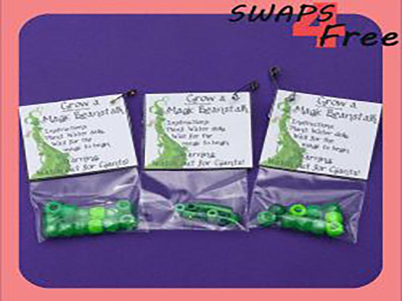 magic girl scout beans swaps