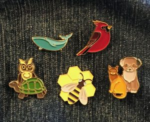 Enamel Pins to Trade
